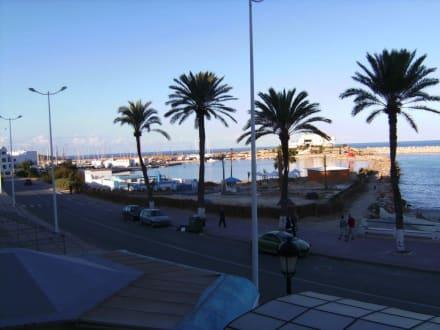 Marina Monastir - Yachthafen Monastir