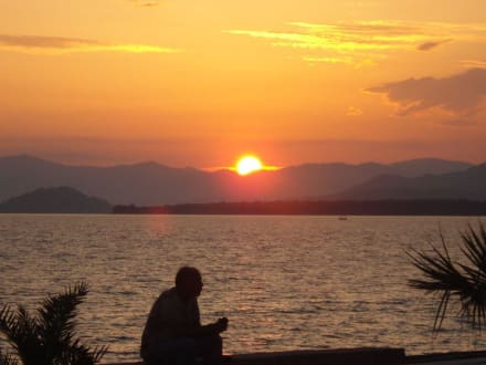 Sonnenuntergang - Sunset Restaurant
