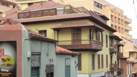 In den Straßen von Puerto de la Cruz - Altstadt Puerto de la Cruz