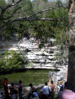 Ausflug Chicken Itza - Ruine Chichén Itzá