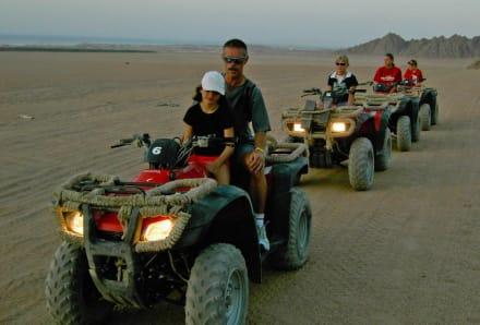 Quat fahren - Quad Tour Sharm el Sheikh