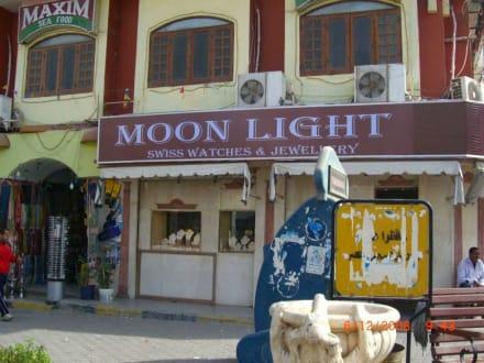 Bazar - Zentrum Hurghada