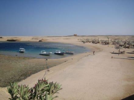 Überblick von Sharm El Naga - Sharm El Naga