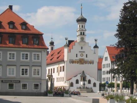 Altstadt - Altstadt Kempten