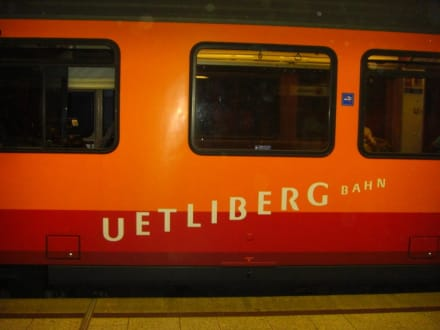 Train - Uetliberg Mountain