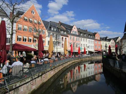 Hotel Am Markt Restaurant Meridiana In Saarburg Holidaycheck