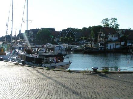 Jachthafen - Urk