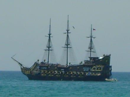 Turbo Eines der schönsten Piratenschiffe
