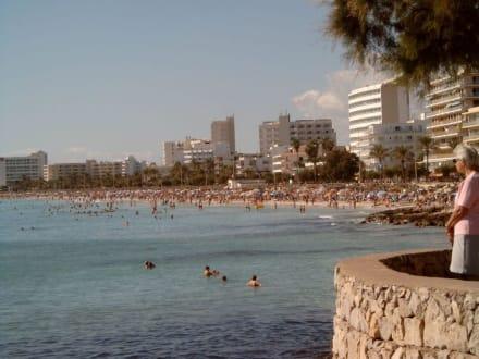 Meer - Strandpromenade Cala Millor