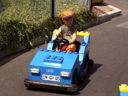 Führerscheinprüfung - Legoland