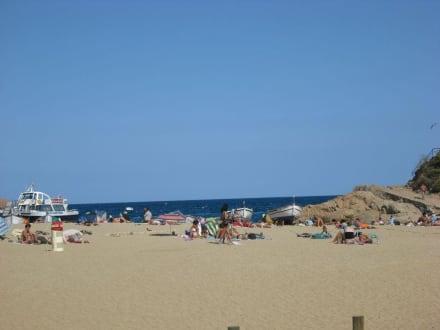 Strand Tossa de Mar - Strand Tossa de Mar