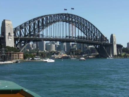 Sonstige Sehenswürdigkeit - Harbour Bridge