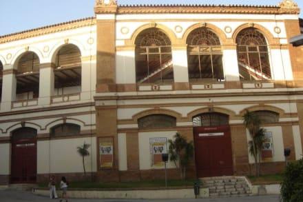 Stierkampfarena   - Malaga - Plaza de Toros