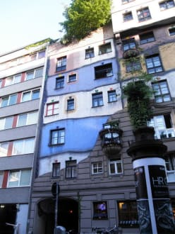 Sights (other) - Hundertwasser House