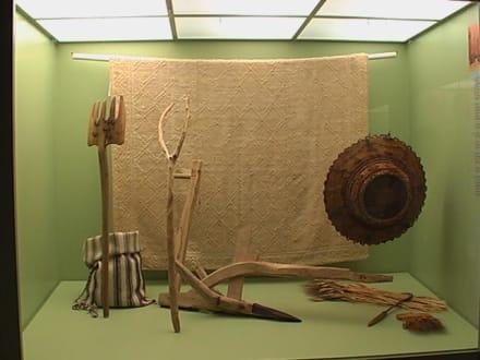 Im historischen Museum - Historisches Museum