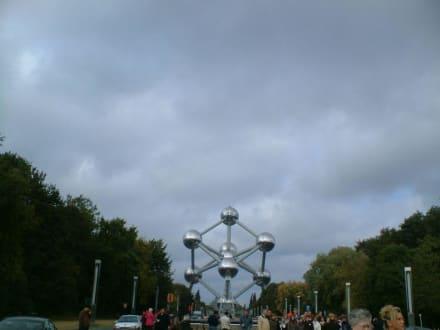 Sonstige Sehenswürdigkeit - Atomium
