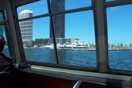 Yachthafen Melbourne - Melbourne River Cruises
