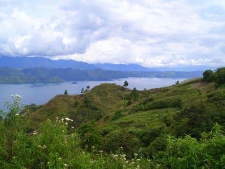 Lake Toba-Samosir Island - Insel Samosir