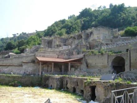 Baia - Thermenkomplex - Campi Flegrei