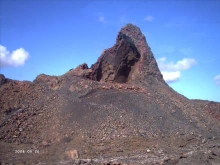 Feuerberge - Nationalpark Timanfaya (Feuerberge)