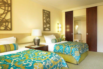 Pool view room - Twin beds -