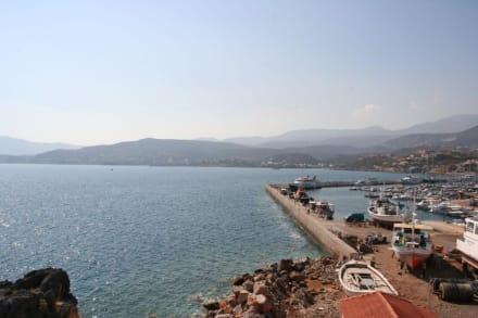 Agios Nilolaos - Hafen Agios Nikolaos
