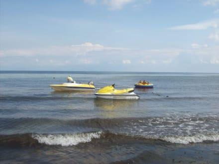 Sonstiges Transportmittel - Strand Skanes