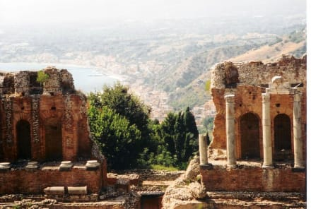 Theatro Greco - Amphitheater Teatro Greco