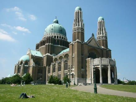 Basilique Nationale du Sacré Coeur - Basilika