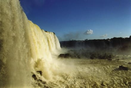 Iguacu Wasserfall - Iguassu / Iguazu Fälle