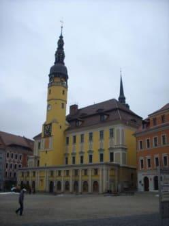 Das Rathaus von Bautzen - Altstadt Bautzen
