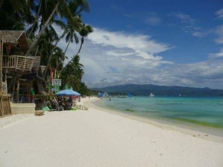 Strand Boracay - Strand White Beach