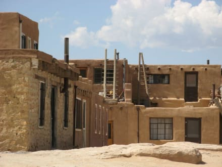 Acoma Pueblo bzw. Sky City in New Mexico - Acoma Pueblo (Sky City)