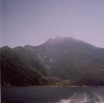 Der Berg Athos - Mönchsrepublik Athos