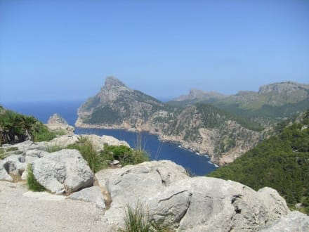 Halbinsel Formentor - Cap Formentor