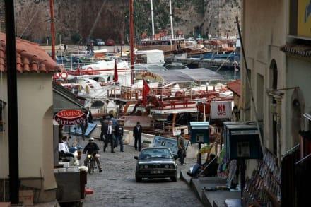 Ausflug - Hafen Antalya