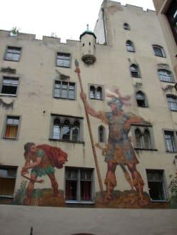 Goliathhaus  - Altstadt Regensburg