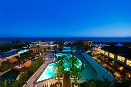 Overview pool -