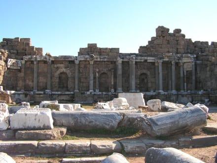 Vor Side - Ruinen Side