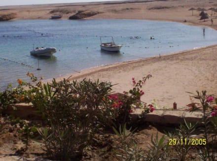 Malerische Bucht - Jeep Safari Hurghada