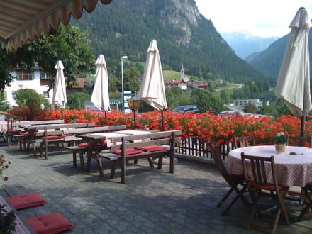 Gartenterrasse - Hotel Restaurant Schöntal