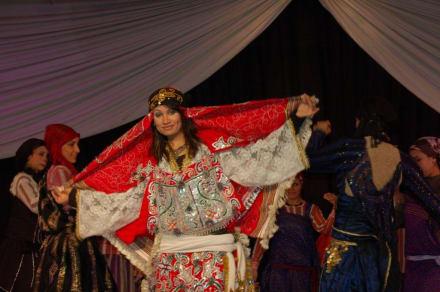 Berber Hochzeit - Medinat Alzahra