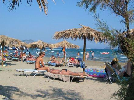 Havana beach club - Strand Laganas