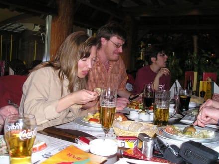 Petra, Friedhelm und Martina - HolidayCheck User-Treffen Nord