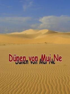 Dünenmeer - Sanddünen