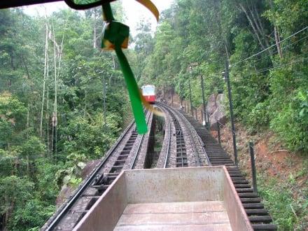 Bergbahn - Penang Hill