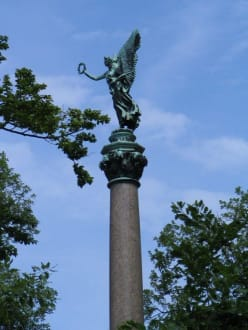 Siegessäule - Schloß Babelsberg