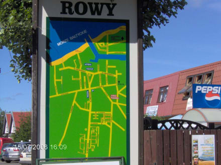 Stadt/Ort - Strand Rowy