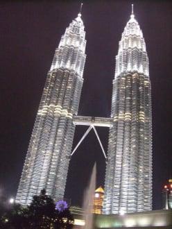 Petron Towers - Petronas Twin Towers