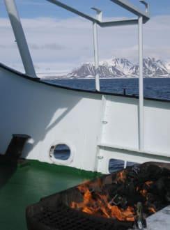 Feuer und Eis - Barentsburg